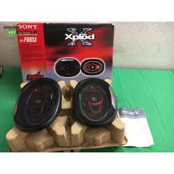 Sony XSF6933 KFZ 3-Weg Boxen