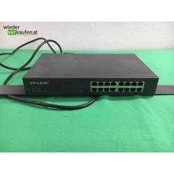 Tp Link TL SG1016 D 16 Giga...