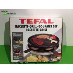 Tefal Raclette Set