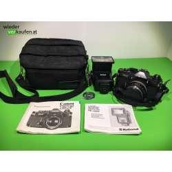 Canon EF  inkl. Tasche und...