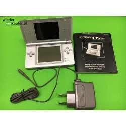 Nintendo DS lite silber...