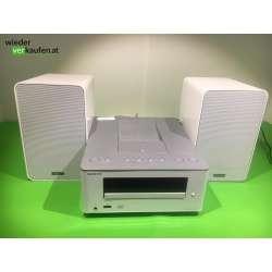 Onkyo CD Receiver mit Boxen