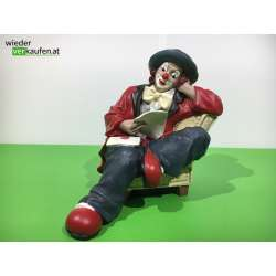 Gilde Clown Briefleser