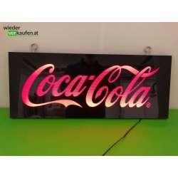 Coca Cola Leuchtreklame- edel