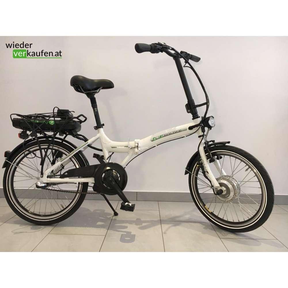 fc4def495a6c45 Falt E- Bike mit neuem Akku