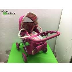 Knorrtoys Puppenwagen
