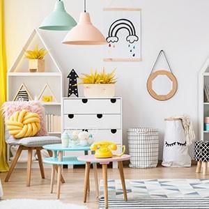 Kinder-Möbel